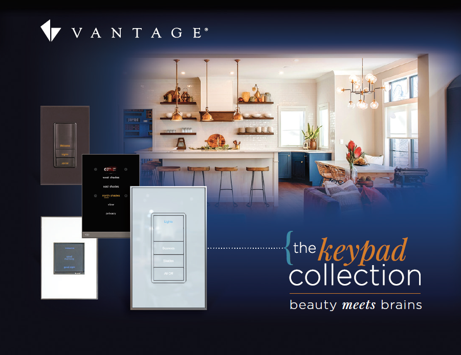 Vantage KeyPad collection